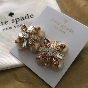 Kate Spade ♠️Cocktails and Conversations Earrings